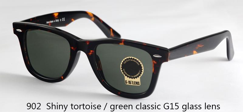 902 tartaruga lucida / verde classico G15