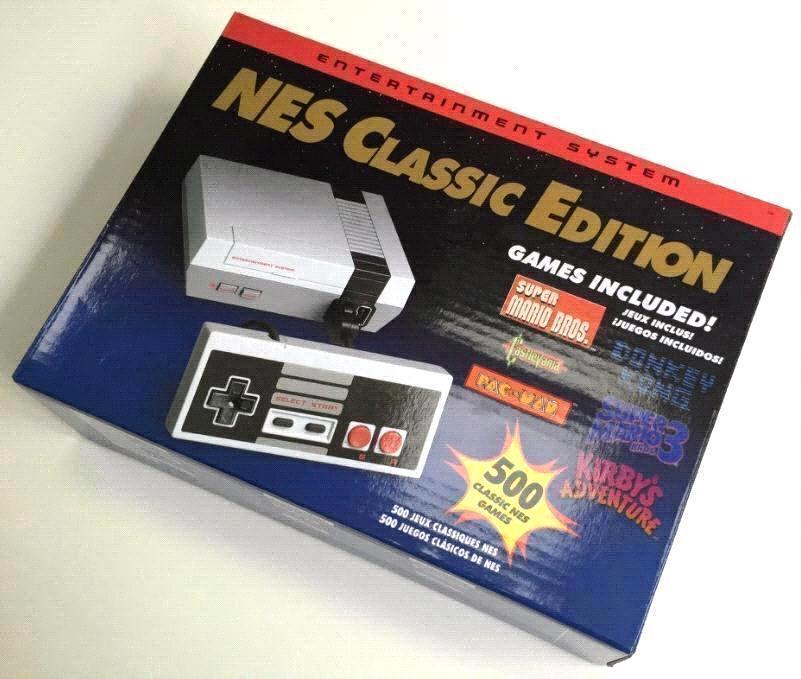 NES 500