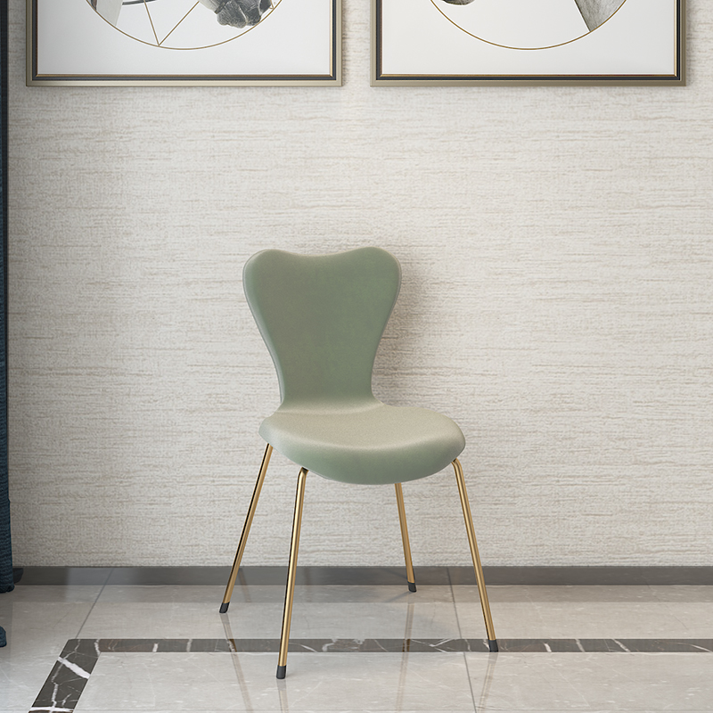 Yeşil sandalye