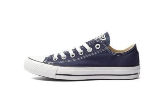 navy blue low