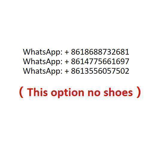 Esta opción no zapatos