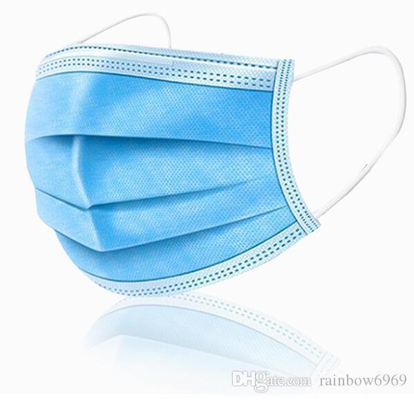Einweg-Gesichtsmasken