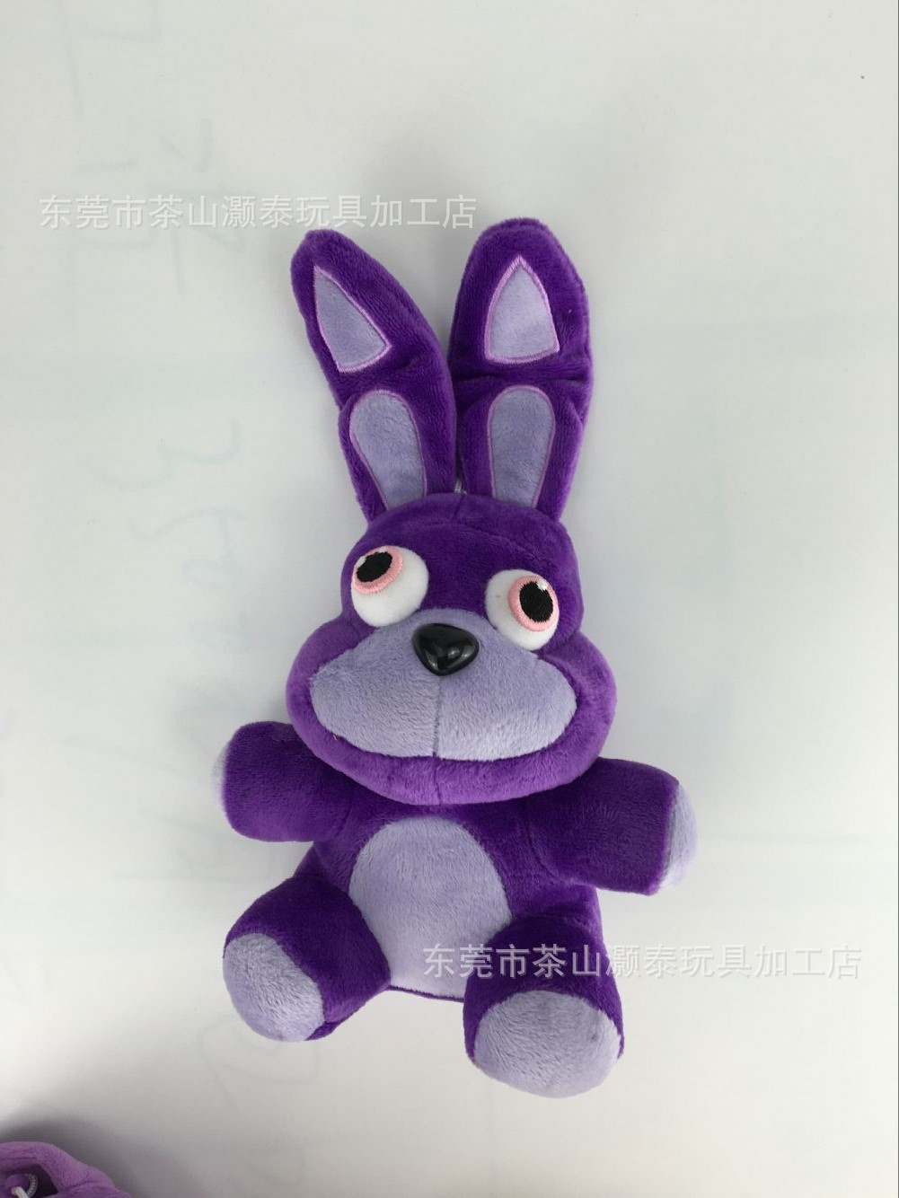 Pink Eyed Rabbit
