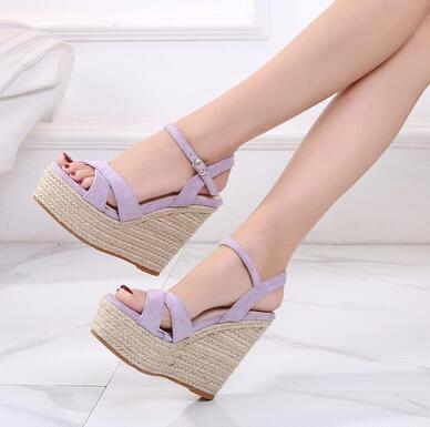 Lavendel (Heel 10 cm)