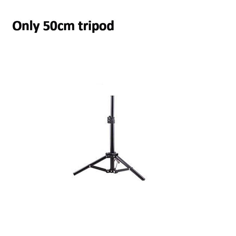 Apenas 50 centímetros tripé