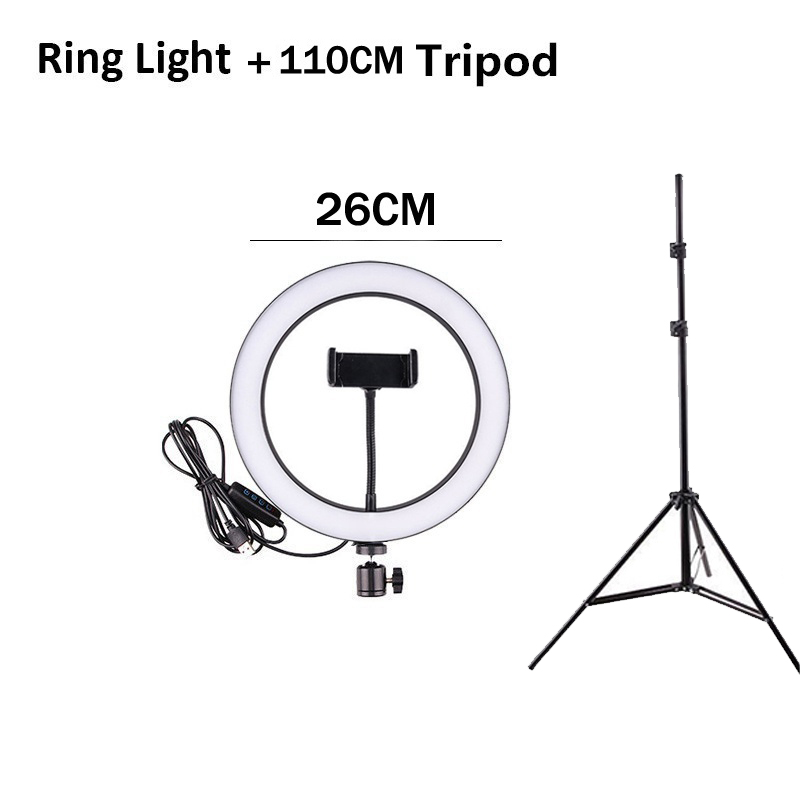Luz e 110 Tripod