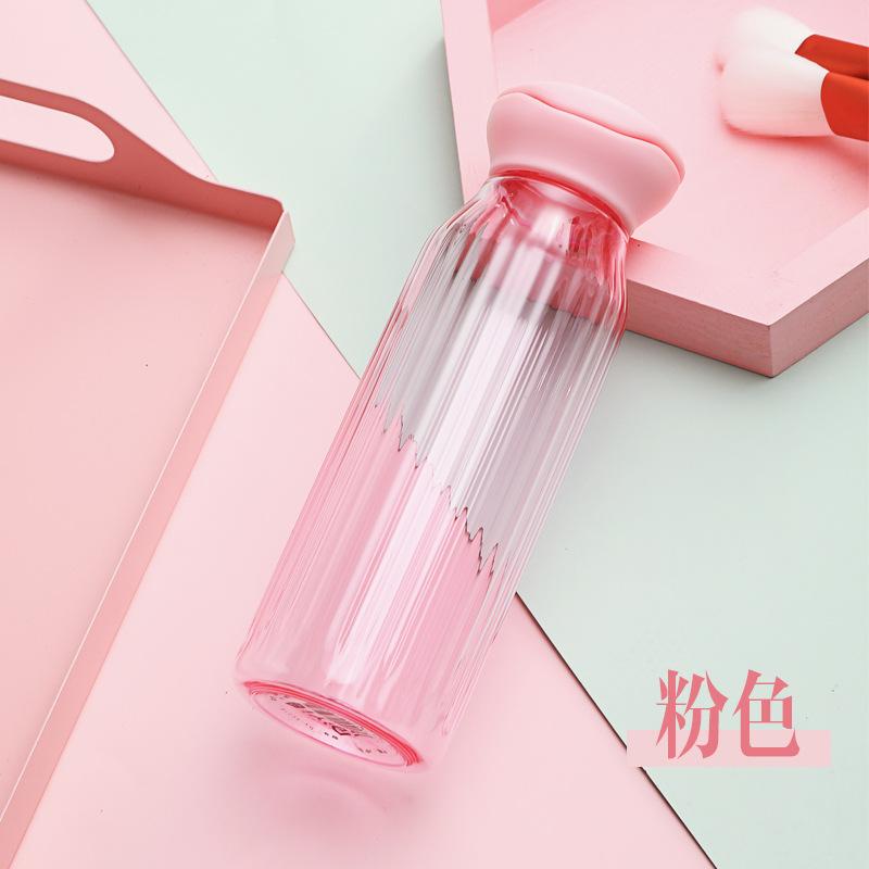La taza del diamante rosa 600 ml