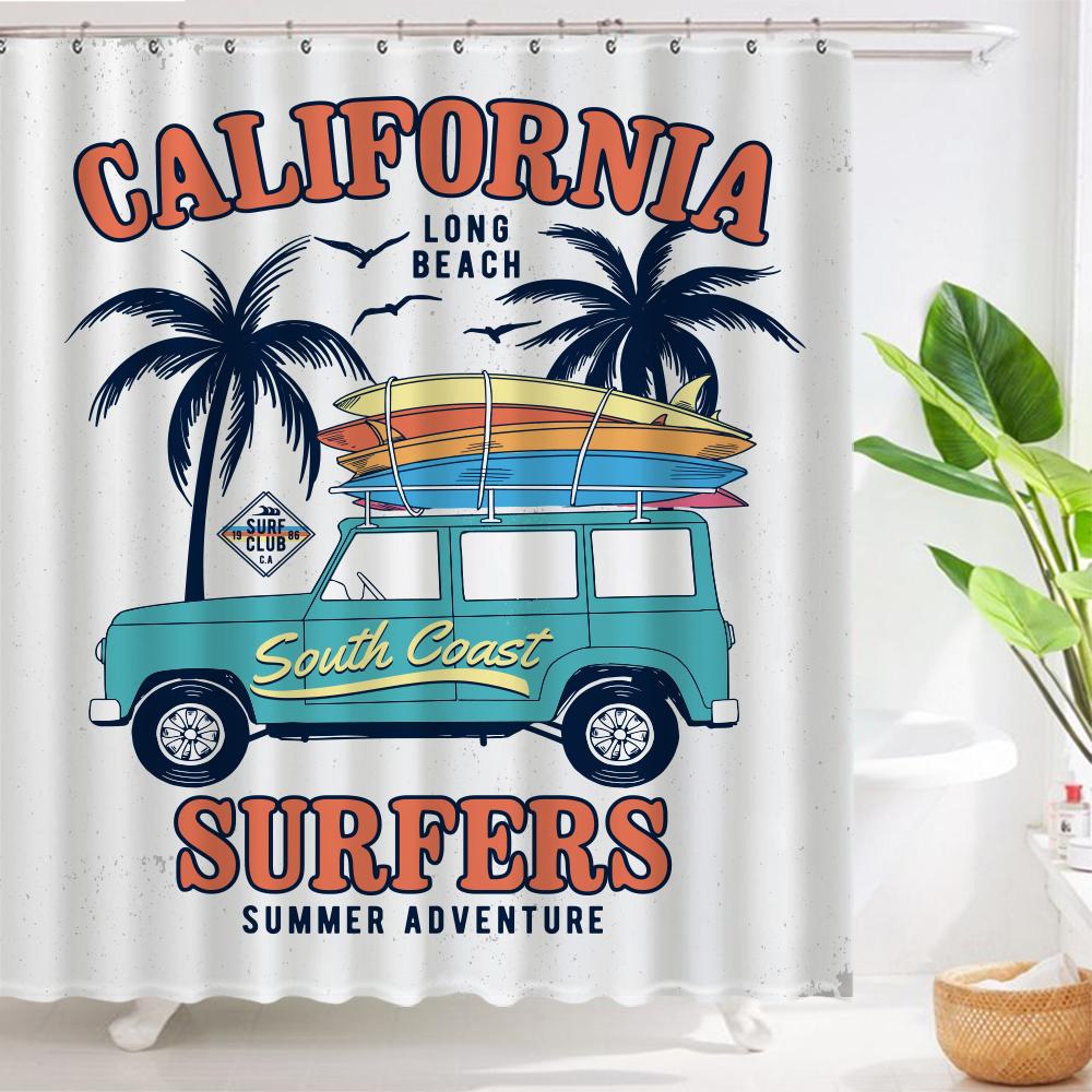 Крюк Калифорния автобус Доставка без Rod