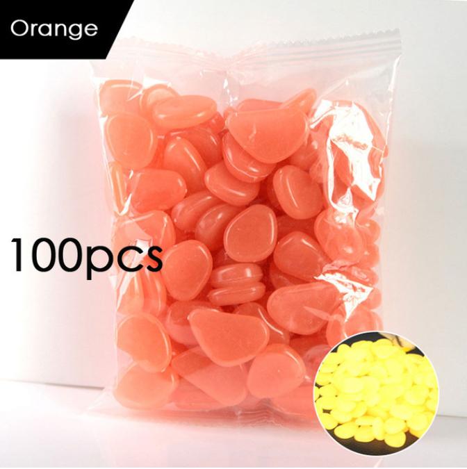 100pcs Orange