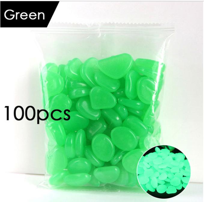 Verde 100pcs