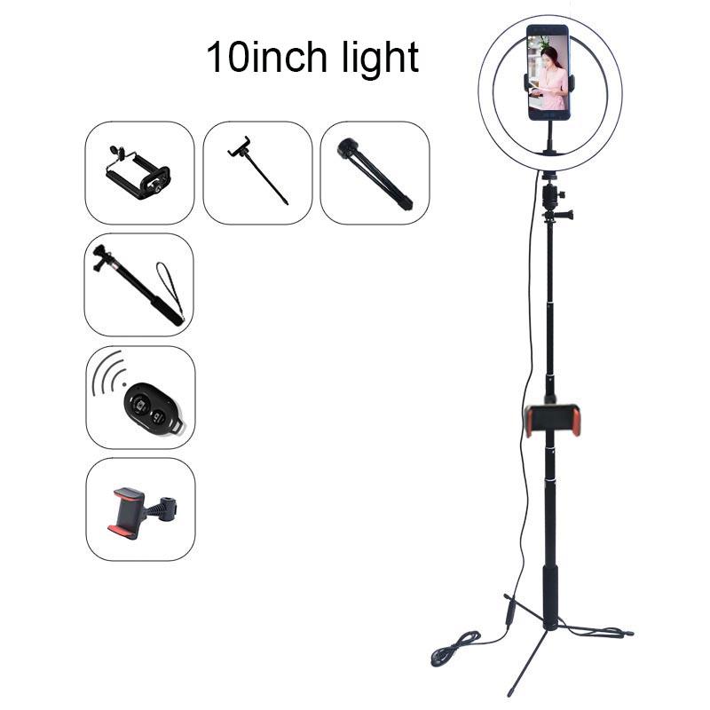 10inch 6in1 luz