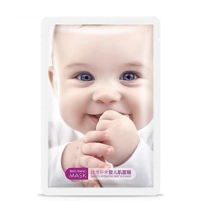 Baby skin mask