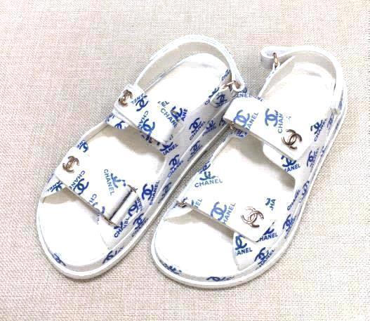 white blue prints