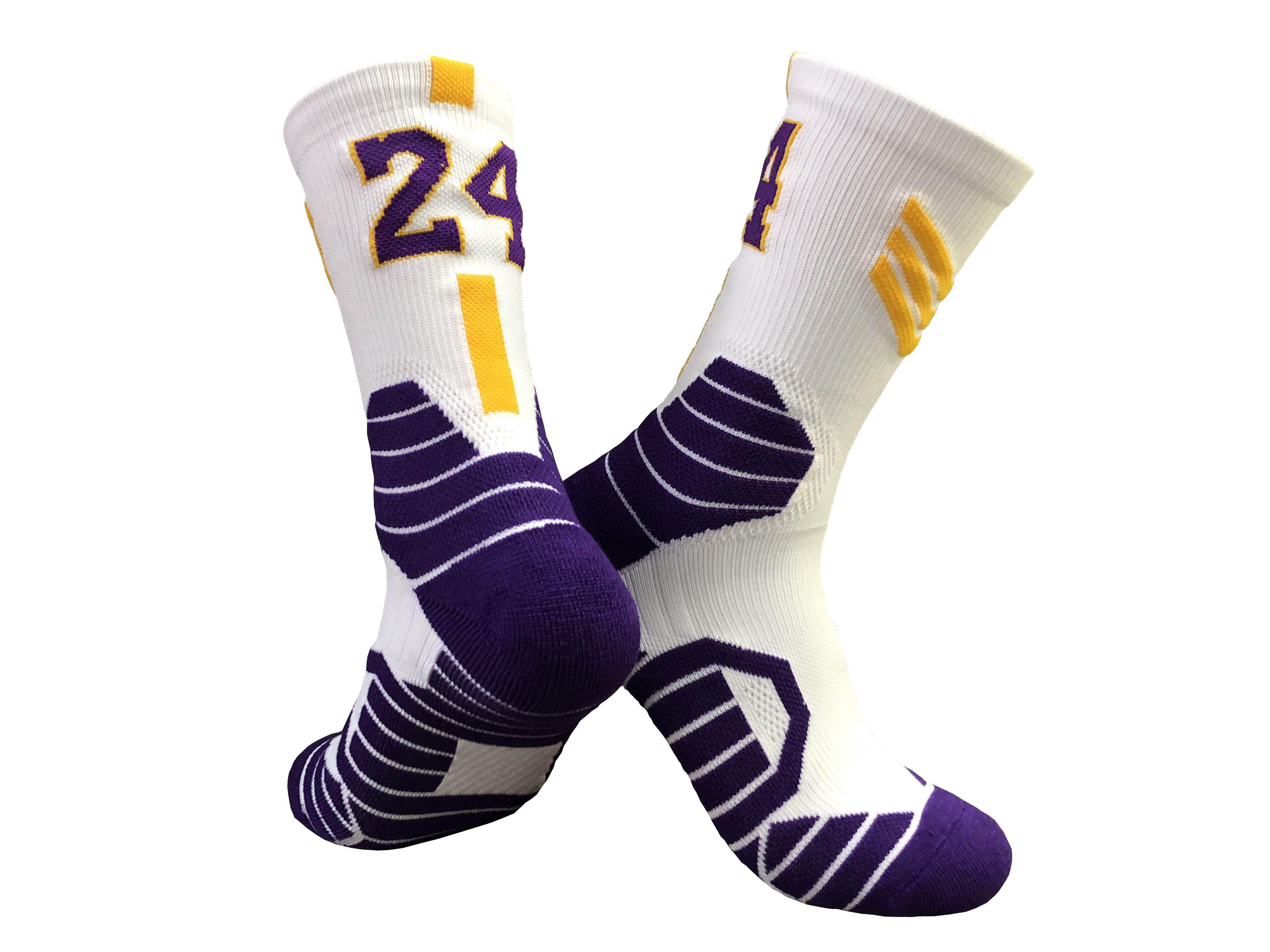 1 pair 24 white