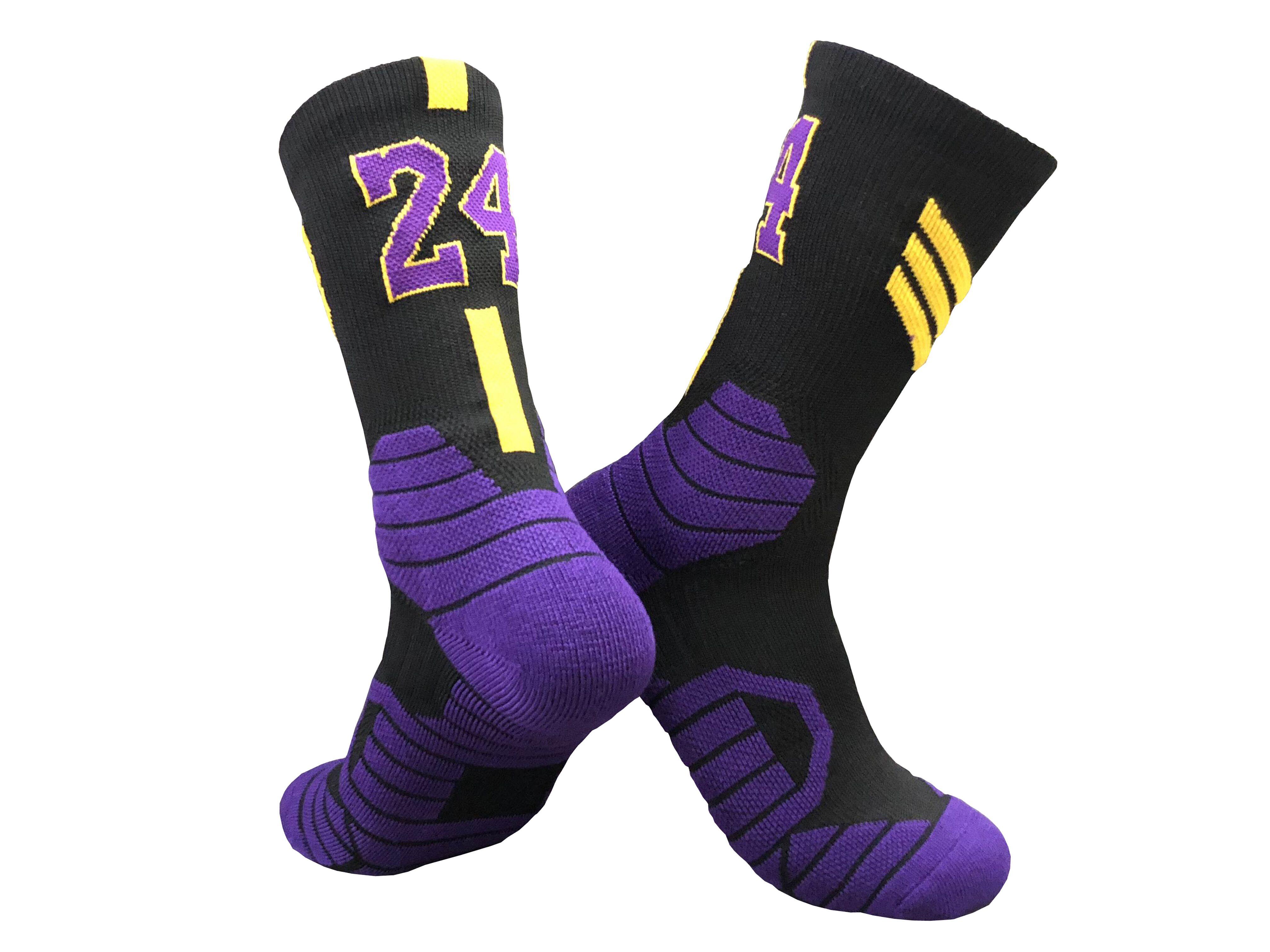 1 pair 24 black