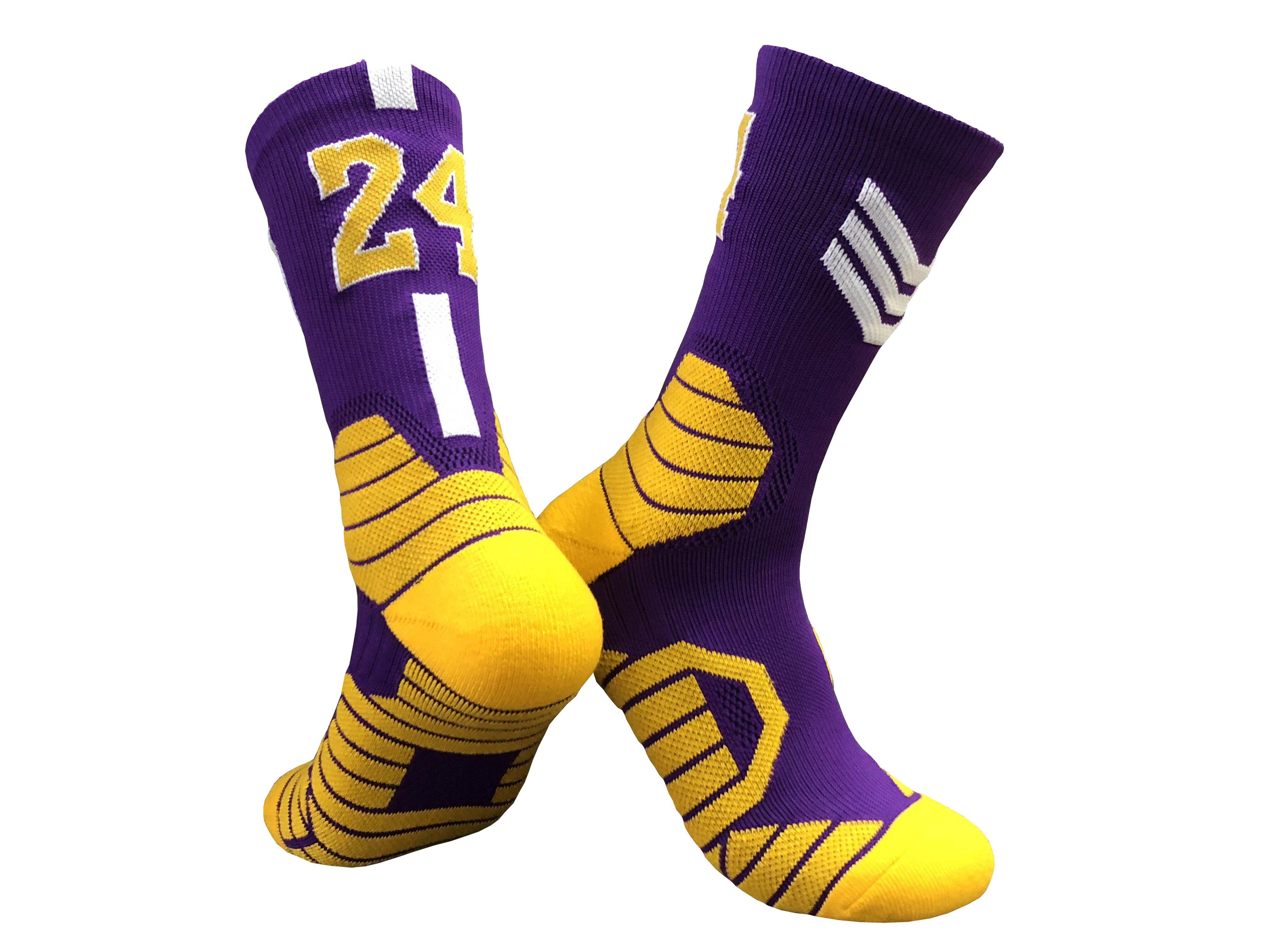1 pair 24 purple