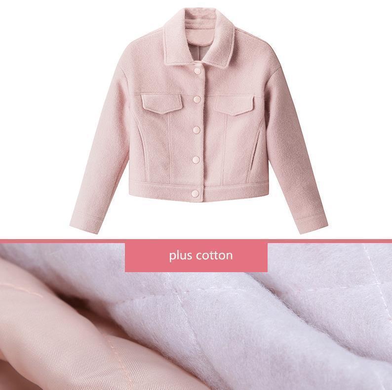 Pink Plus Cotton