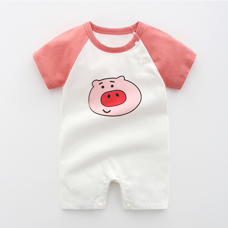 Red Pig (Pure Cotton)