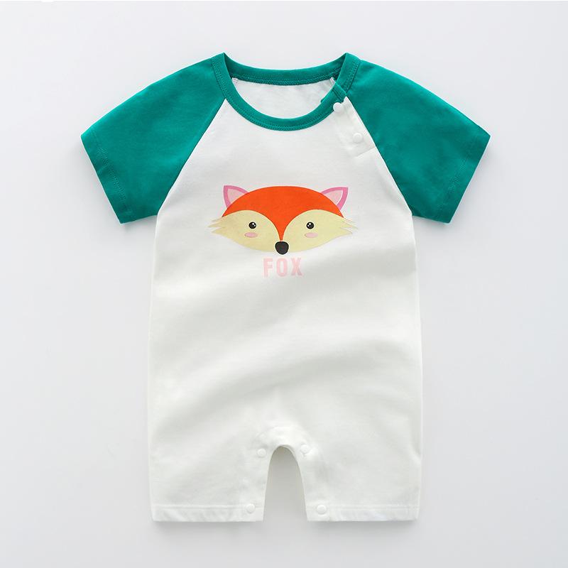 Green Fox (Pure Cotton)