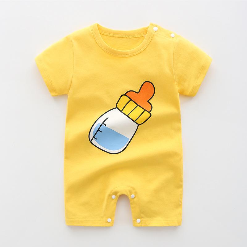 Yellow Bottle (Pure Cotton)
