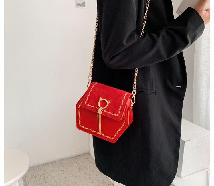 chain bag bags women (15)