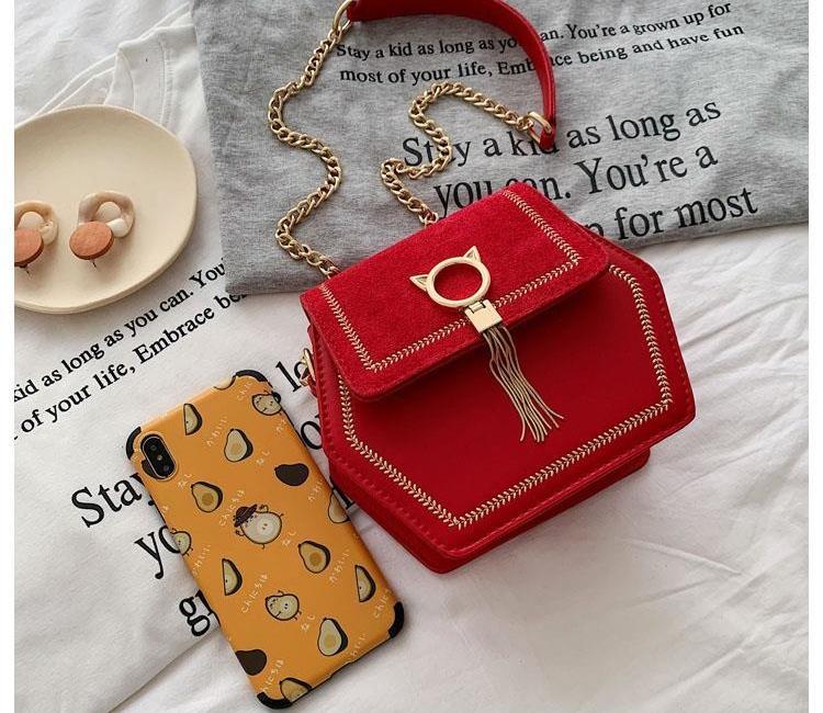 chain bag bags women (10)