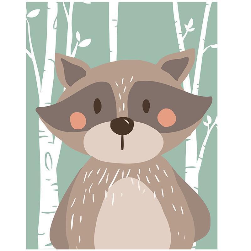 Raccoon 1 #