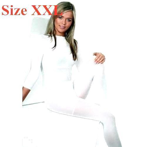 Color White Size XXL