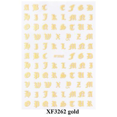 XF3262 الذهب