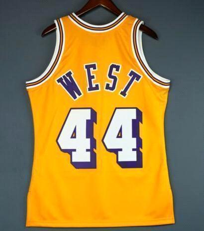 Jerry West 44