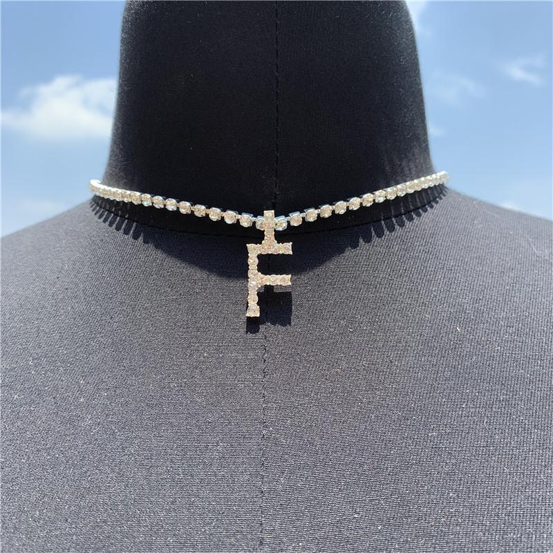 Silber Farbe F
