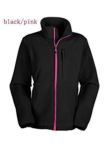 검은 핑크 지퍼