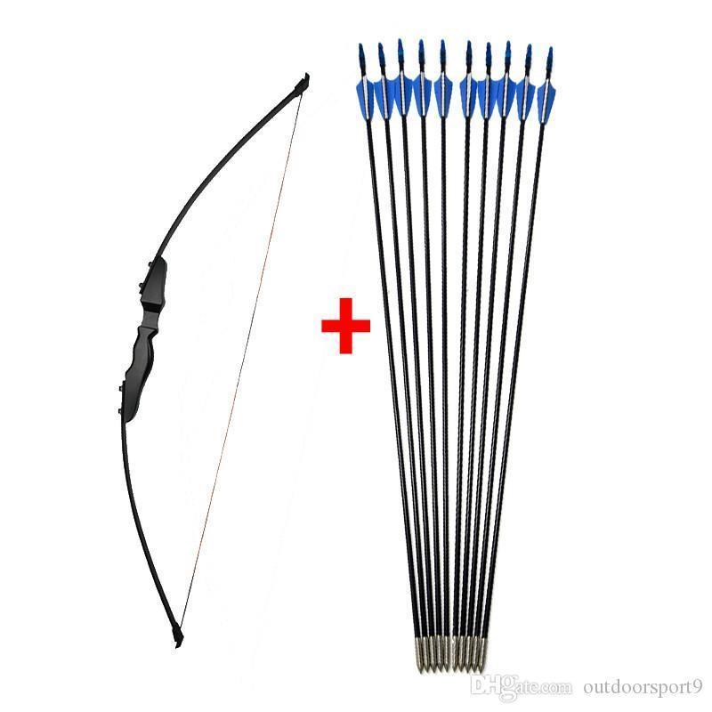 bow and 6pcs arrows