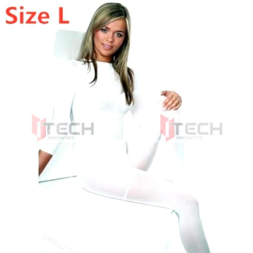 Color White Size L