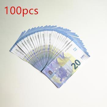 20 euros 100pcs