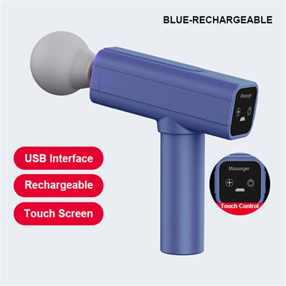 معدات rechargeable6) -blue