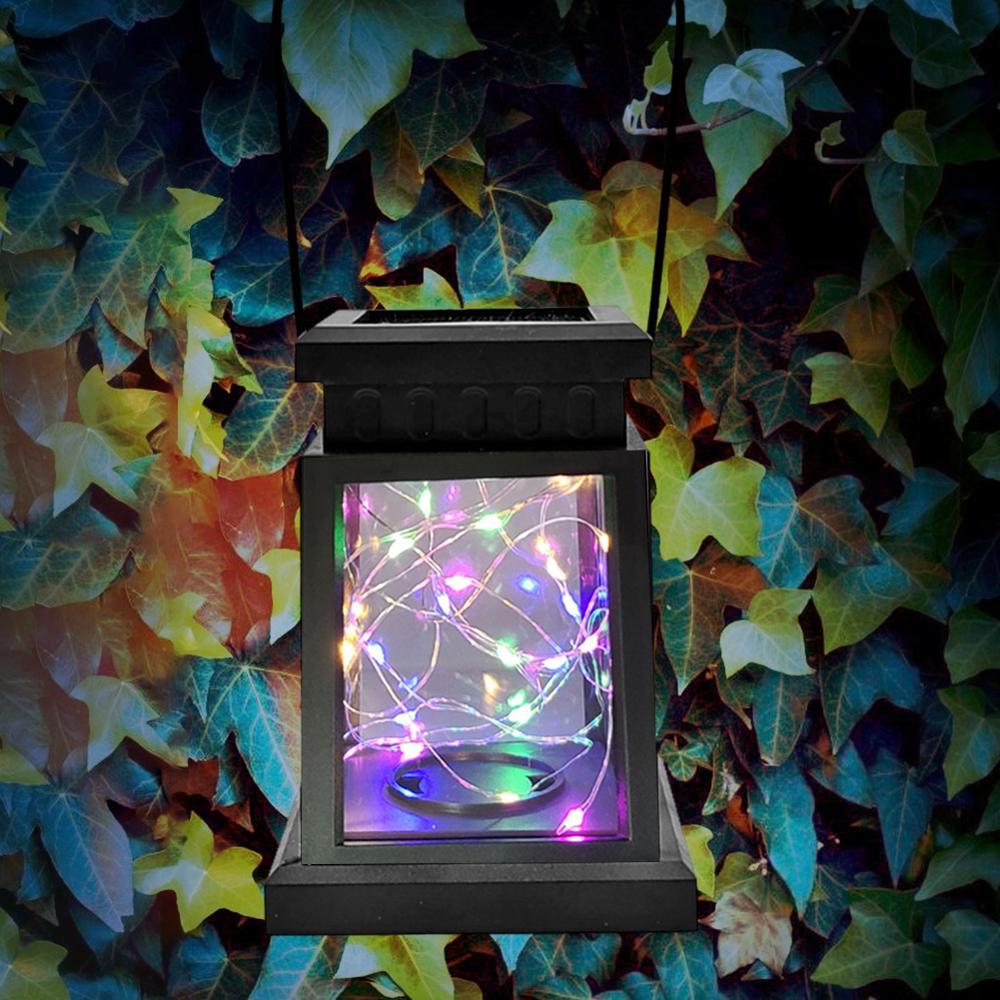 farbiges Licht