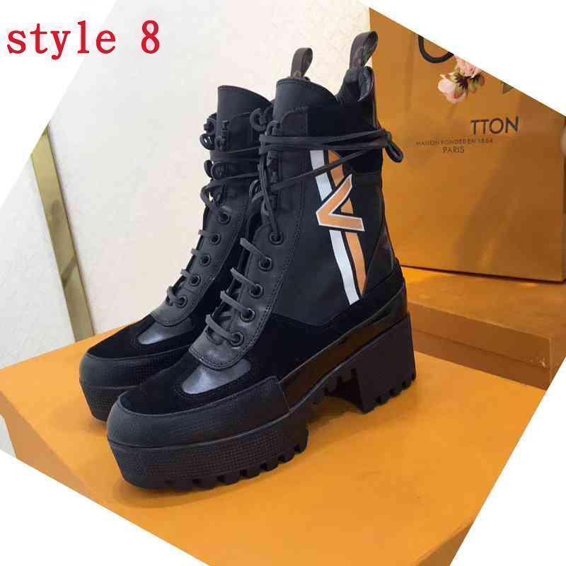 Style de 8