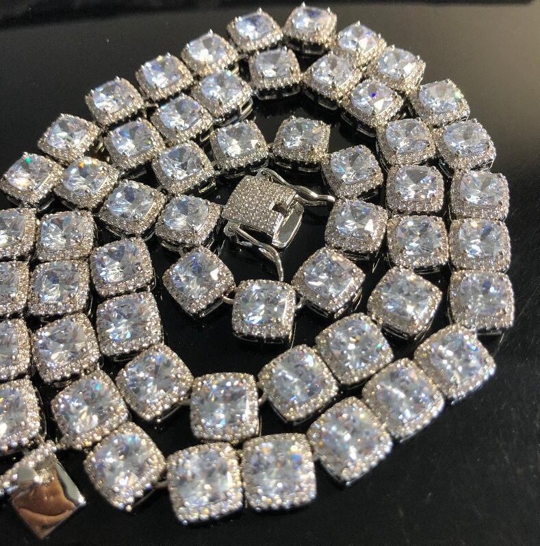 Ожерелье-Silver-20inch