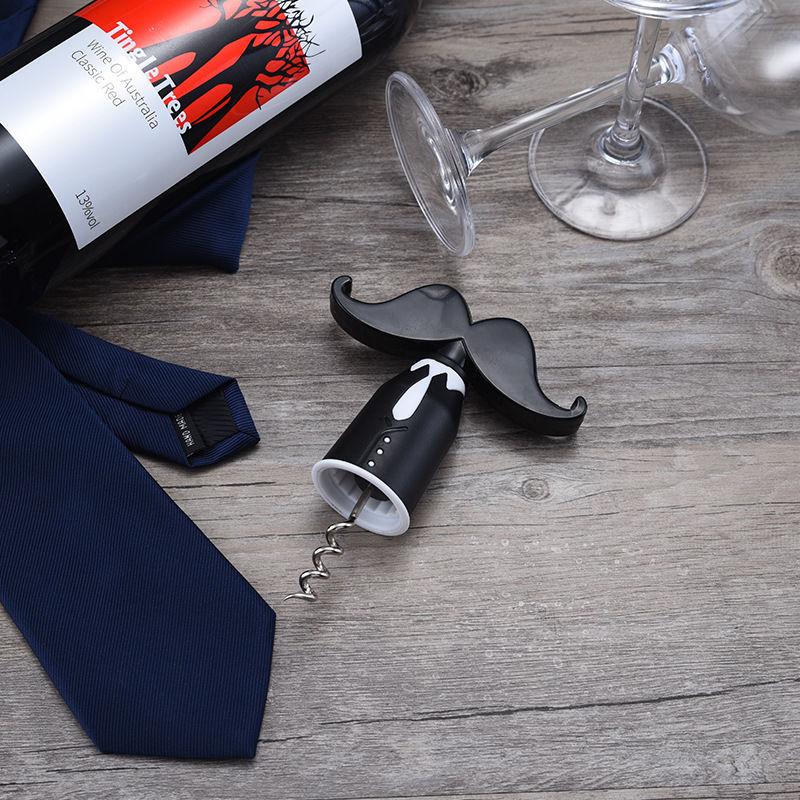 Centilmen Stil Şarap Şişe Açacağı 1 Pac