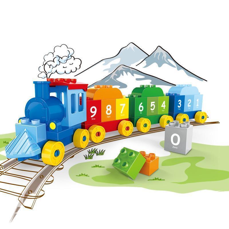 O trem Digital
