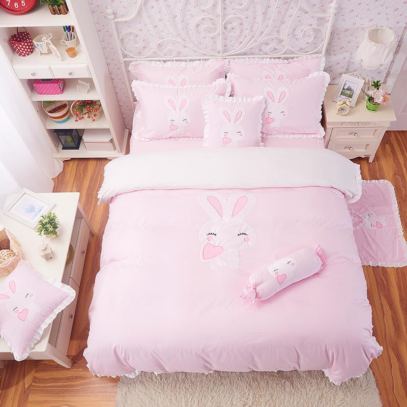 Rose Pink Rabbit