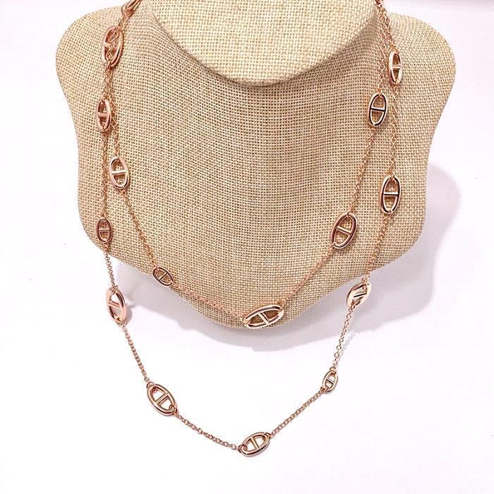necklace_rose gold_B
