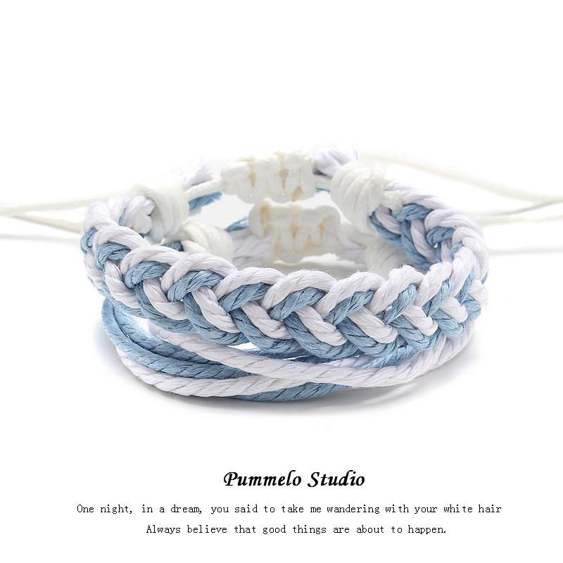 Azul e Branco (Combinação) Mancha