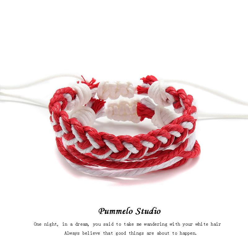 Red and White (Combinação) Mancha