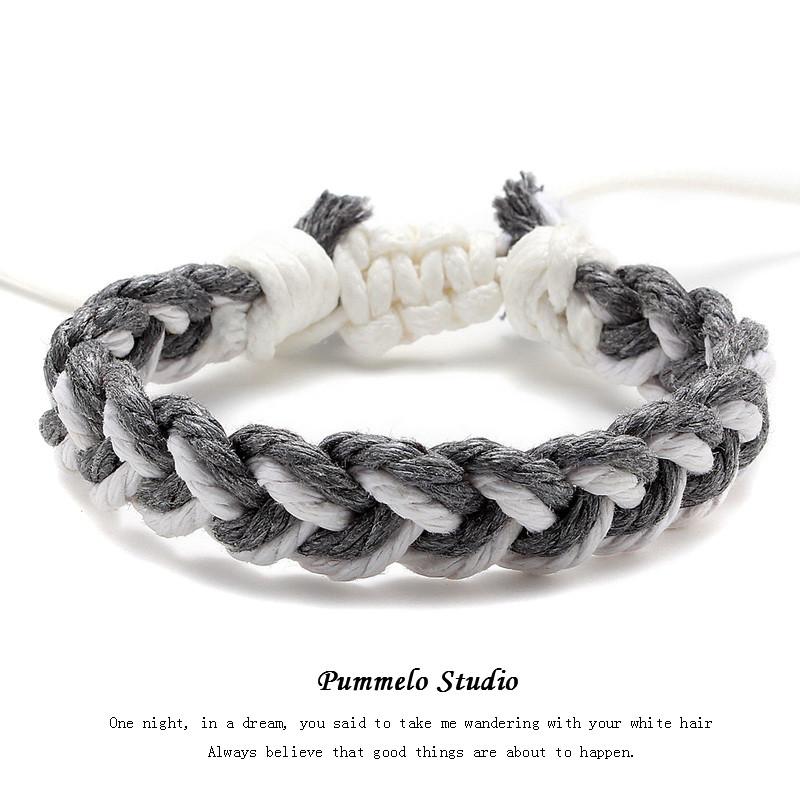 Branco Gray (única corda) Mancha