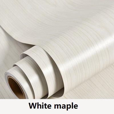 Белый клен