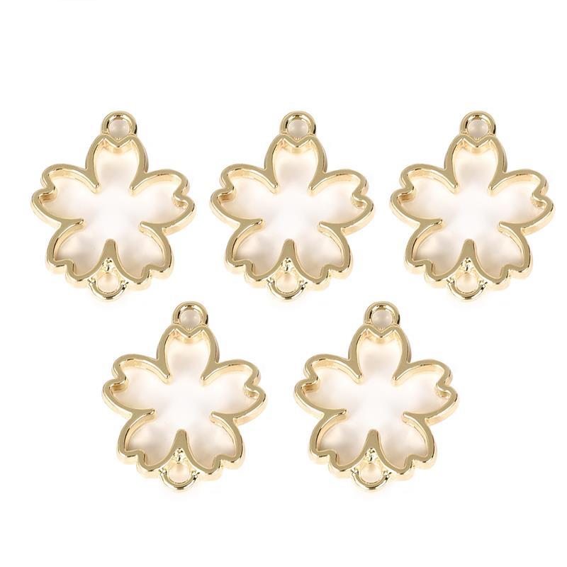 Flower2 Gold
