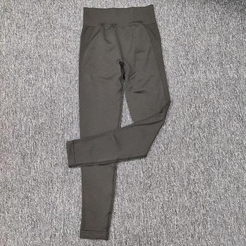 Темные брюки-с логотипом