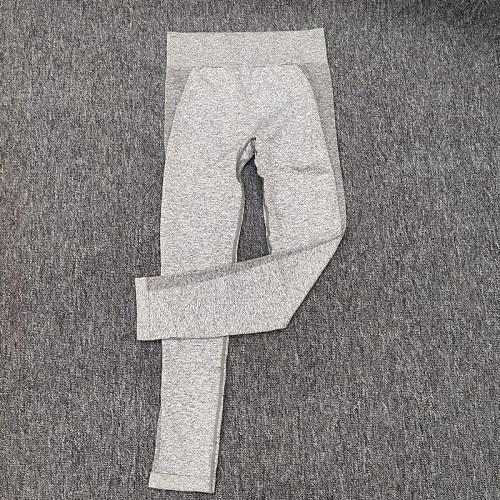 Серый-брюки -с логотипом